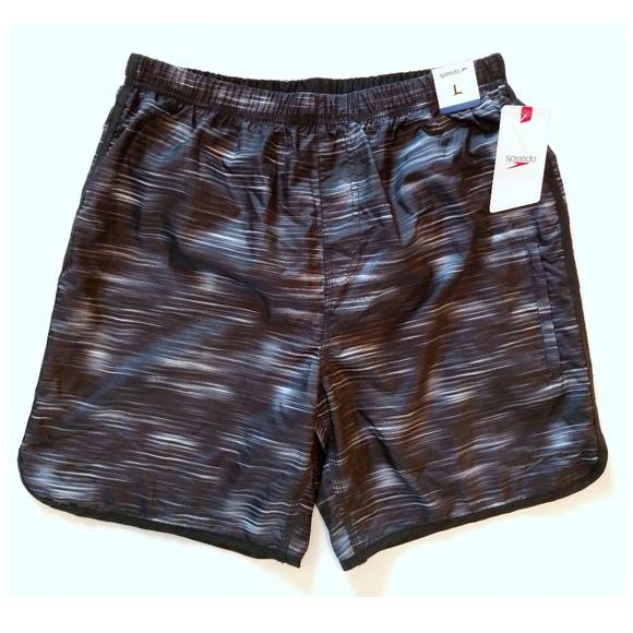 cbd0c8cc8f Speedo Shorts   Volley Gym Swimwear Mesh Lined Nwt   Poshmark